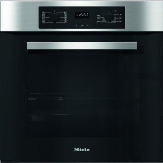 MIELE Discovery Single Oven H2265-1BP Built-in | Clean Steel